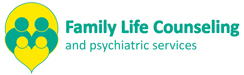 family life counseling and psychiatric services, non-profit